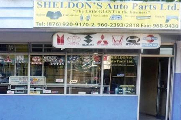 Sheldon's Auto Parts Ltd
